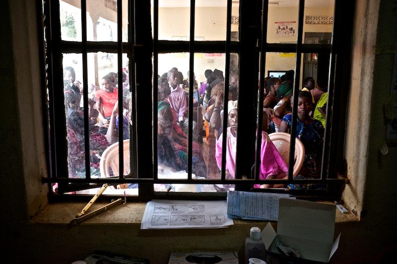 Yambio Hospital, South Sudan