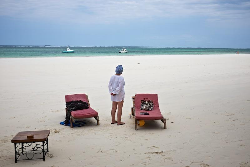 El turismo se precipita en las costas de Kenia