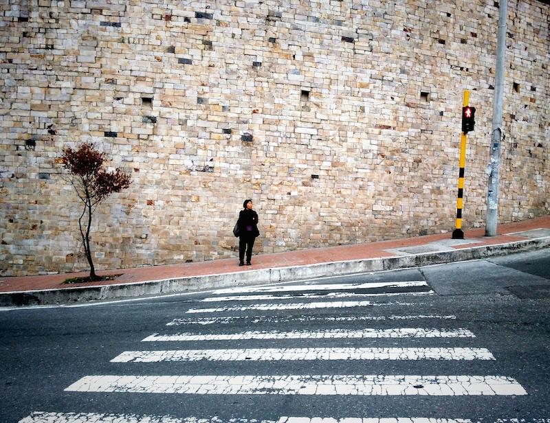 Bogotá a punta de celular