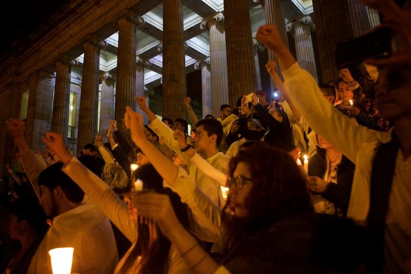 Proceso de Paz: Colombia